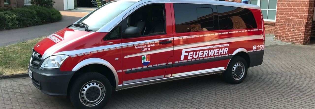 Neuer KdoW für die FF Itzstedt